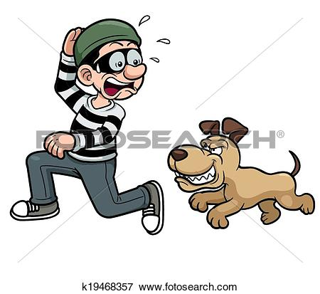 полицейские ловят воришек