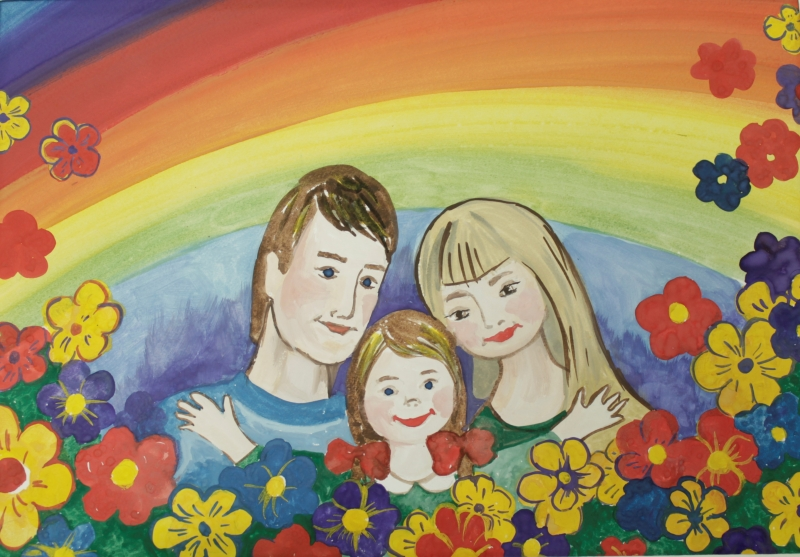 Моя семья – самая-самая»   Новости mos. news