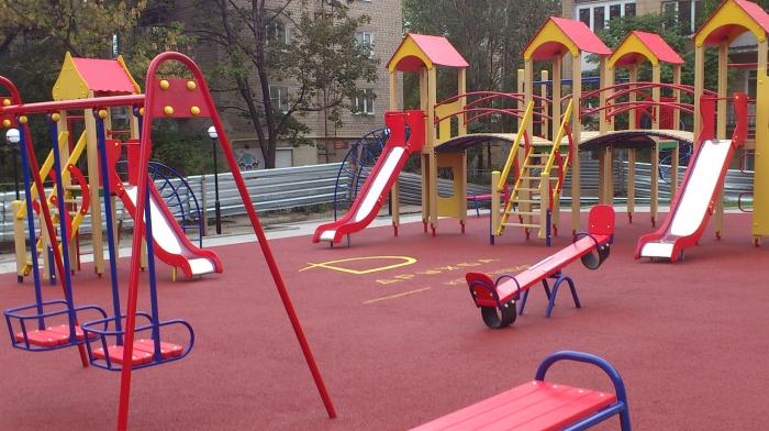 Детский площадки фото