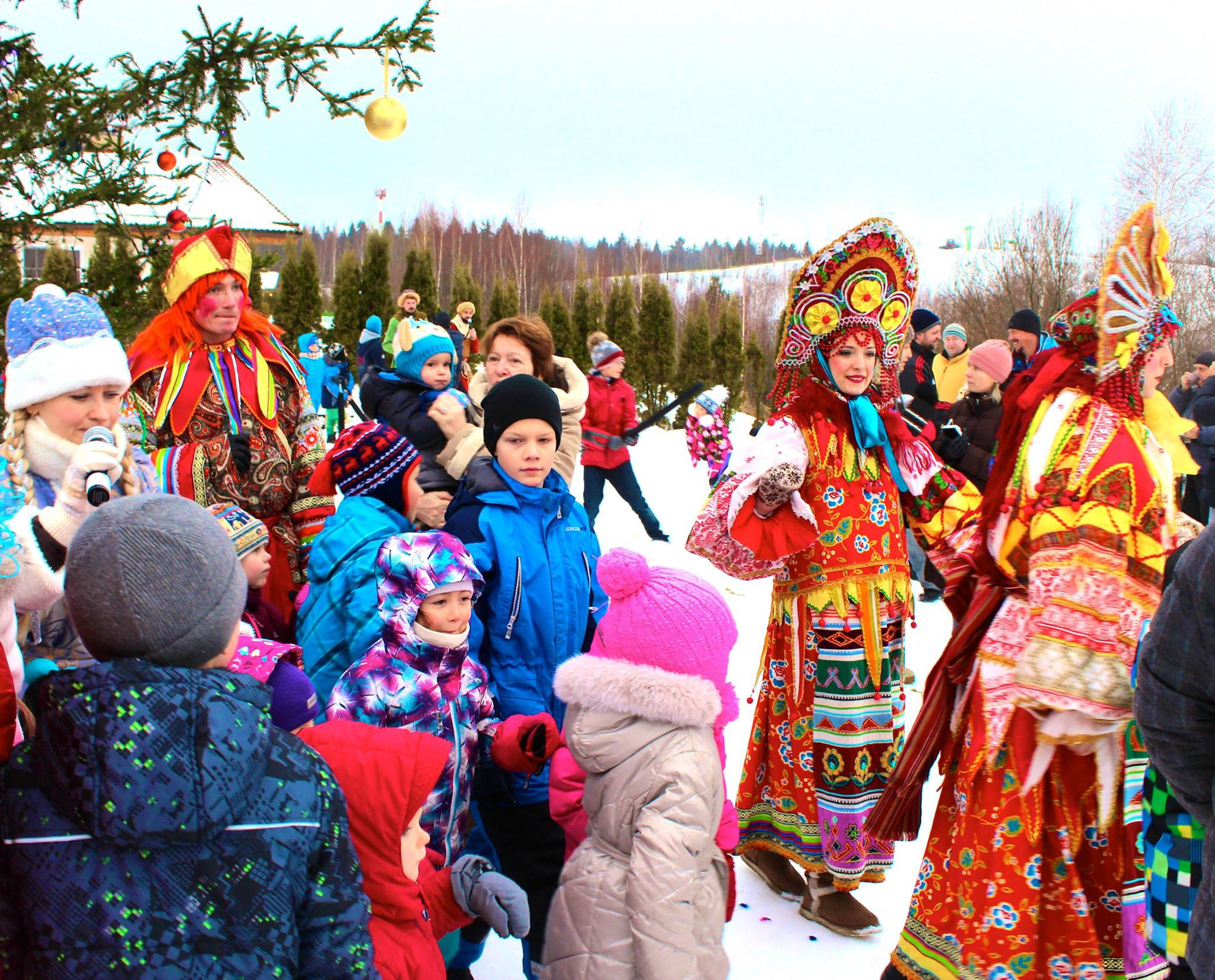 фото зимних праздников в россии вот при печати