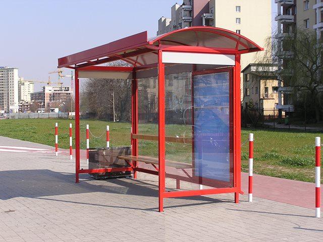 Как сделать автобусную остановку