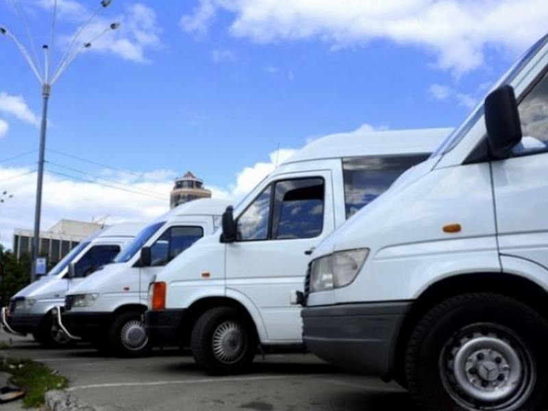 Что, частных, перевозок, транспорта, уже, столице, они, это, маршрутки, перевозчиков