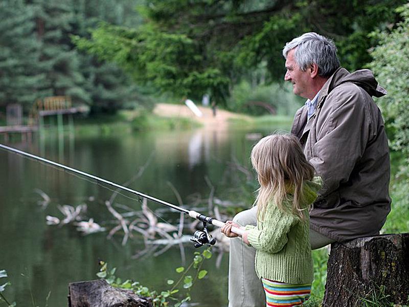 кто где и когда ходил на рыбалку
